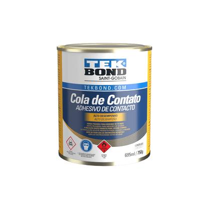 Adesivo Cola de Contato 750 gramas Tekbond