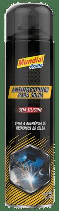 Antirrespingo em Spray sem Silicone 400 Ml Mundial Prime