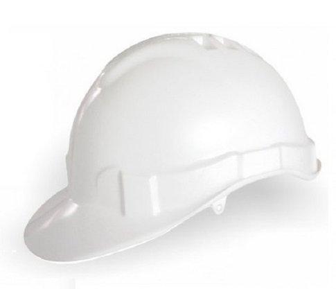 Capacete Segurança Branco Genesis Sem Suspensão CA 36099 Libus