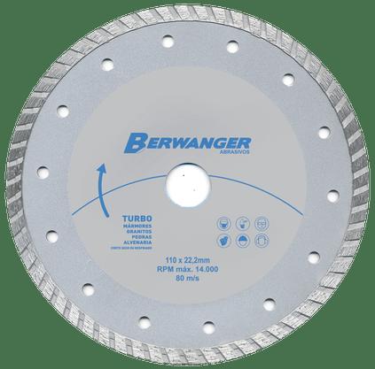"Disco Diamantado 4""/110mm Turbo ABL Tools Berwanger"