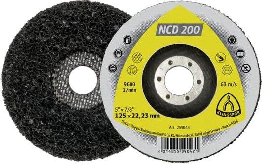 Disco Flao 4.1/2 Removedor NCD 200 Klingspor