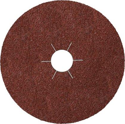 Disco Lixa 4.1/2 Grão 24 Óxido de Alúminio FS 764 ACT Klingspor