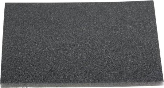 Esponja Abrasiva Carbureto de Silício 115 x 140 Grão 120 SW 512 Klingspor