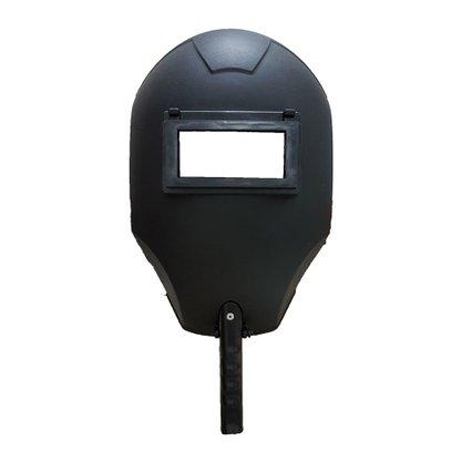 Máscara de Solda Polipropileno Visor Fixo tipo Escudo Plastcor