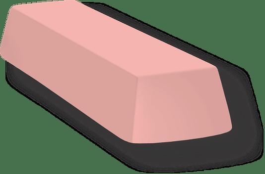 Massa Polidora Sólida Rosa Polibra em Kilo