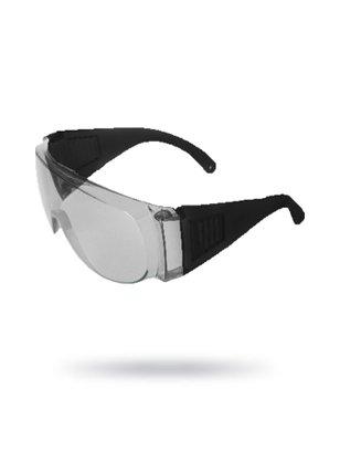 Óculos de Proteção Incolor Sobrepor Visita ST CA 35763 Libus