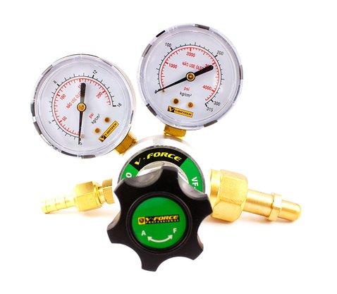 Regulador Pressão Oxigênio VF-1 Vortech