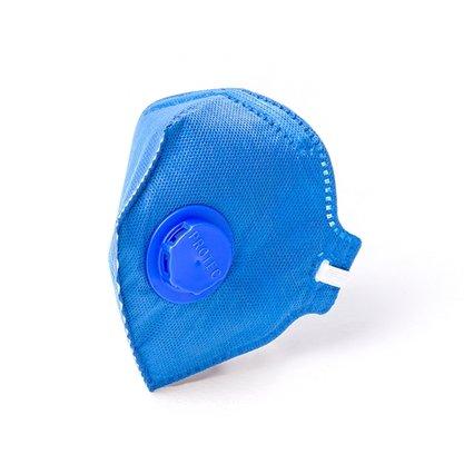 Respirador Descartável PFF 1 com Válvula CA 43741 Pro Tech