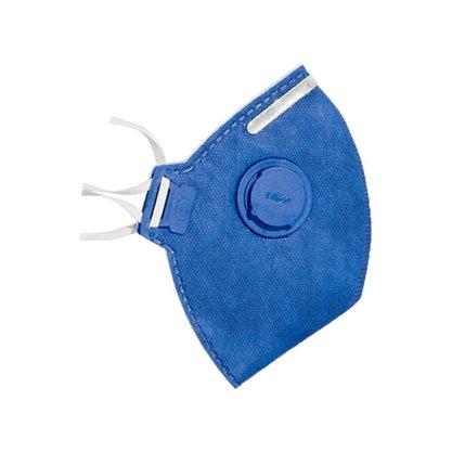 Respirador Descartável PFF 2 com Válvula CA 43742 Pro Tech