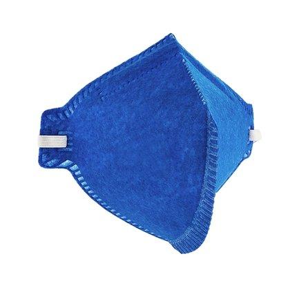 Respirador Descartável PFF 2 sem Válvula CA 38510 Pro Tech