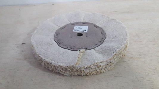 Roda Sisal 200 x 13 Tecido de Algodão Crua Polibra