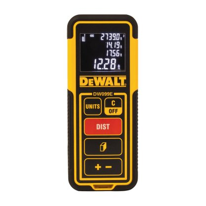 Trena a Laser 30 metros DW099E Dewalt