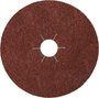 Disco Lixa 4.1/2 Grão 80 Óxido de Alúminio FS 764 ACT Klingspor